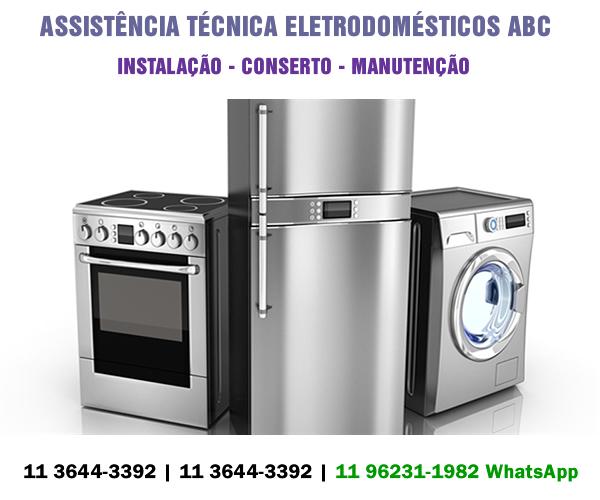 Assistência eletrodomésticos ABC