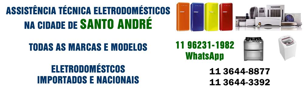 Assistência eletrodomésticos Santo André