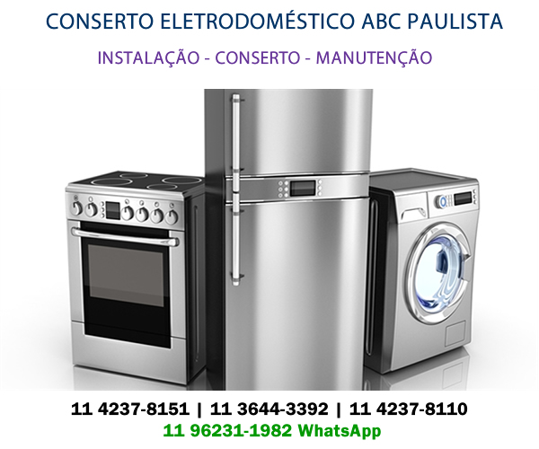 conserto eletrodoméstico abc paulista